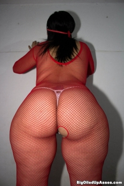"Ruby In ""Red Body Pantyhose"""